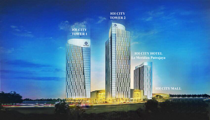 IOI City Tower